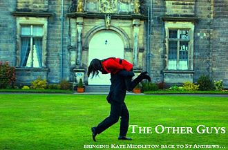 """The Other Guys (University of St Andrews) - Promotional Teaser for the """"Royal Romance"""" video"""