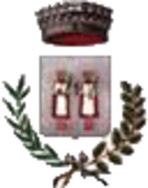 San Cosmo Albanese - Image: San Cosmo Albanese Stemma