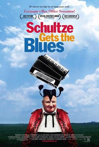 Schultze Gets the Blues - Image: Schultze Gets the Blues movie poster