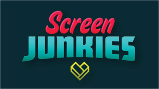 Screen Junkies online vlog, magazine and YouTube channel focused on films and television