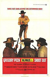 <i>Shoot Out</i> 1971 film by Henry Hathaway