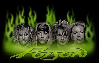 Shooting Star (Poison song) song by American rock band Poison
