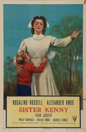 Sister Kenny - Film poster