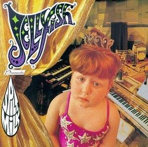 Spilt Milk (Jellyfish album) - Image: Spilt Milk albumcover