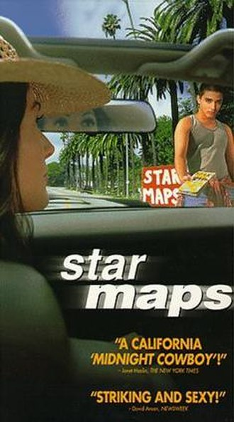Star Maps (film) - DVD cover