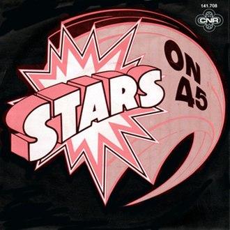 Stars on 45 (song) - Image: Stars On 45 Stars On 45