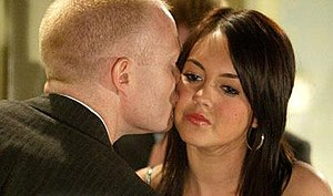 Stacey Slater - Stacey's affair with Max Branning, father of her soon-to-be-husband, Bradley Branning