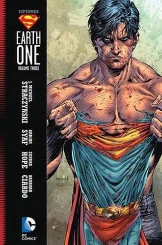 Superman: Earth One - Cover for Superman: Earth One, Volume 3 by Ardian Syaf