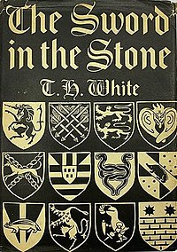 Cover of The Sword in the Stone