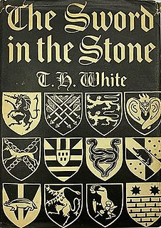 <i>The Sword in the Stone</i> (novel) Novel by T. H. White