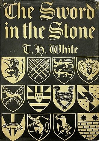 The Sword in the Stone (novel) - First edition