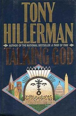 Talking God - First edition cover