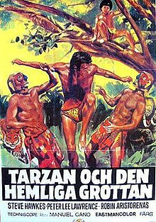 Zan king of the jungle 1969 manuel cano steve hawkes fandub tvrip - 5 8