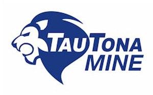 TauTona Mine - Logo of the TauTona Mine