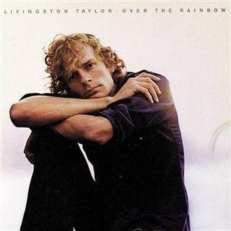 Over the Rainbow (Livingston Taylor album) - Image: Taylor Over the Rainbow