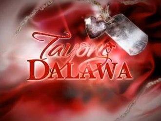 Tayong Dalawa - Tayong Dalawa official title card