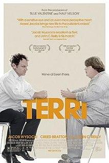<i>Terri</i> (film) 2011 film by Azazel Jacobs