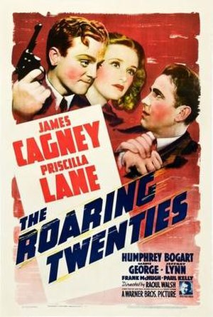 The Roaring Twenties - Theatrical release poster