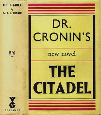 The Citadel (novel) - First edition