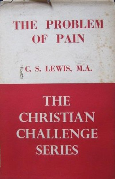 Picture of a book: The Problem Of Pain