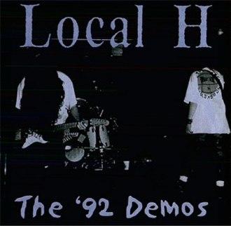 The '92 Demos - Image: The '92 Demos cover