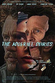 <i>The Adderall Diaries</i> (film) 2015 American crime-thriller film directed by Pamela Romanowsky