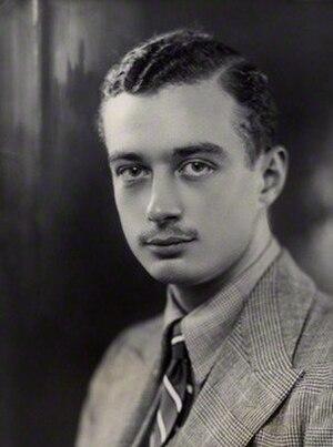 Michael Hicks Beach, 2nd Earl St Aldwyn - Lord St Aldwyn in 1932