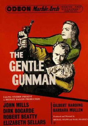 The Gentle Gunman - Image: The Gentle Gunman (1952 film)