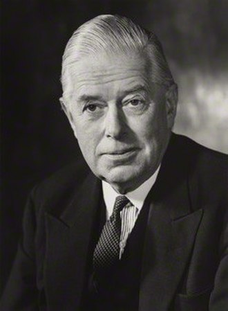 Cameron Cobbold, 1st Baron Cobbold - Image: The Lord Cobbold in 1970