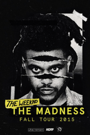 The Madness Fall Tour - Image: The Madness Fall Tour