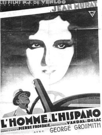 The Man with the Hispano (1933 film) - Image: The Man with the Hispano (1933 film)