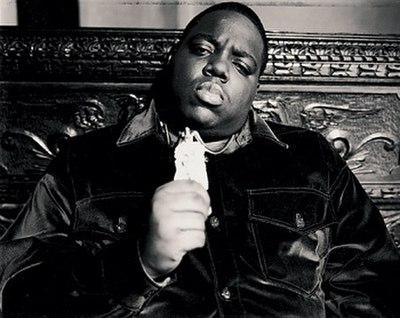 Picture of a band or musician: The Notorious B.I.G.