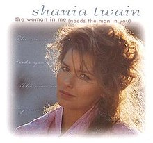 Shania Twain — The Woman in Me (Needs the Man in You) (studio acapella)