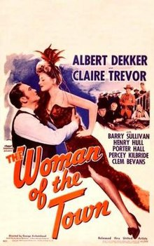 The Woman of the Town poster.jpg
