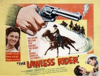<i>The Lawless Rider</i> 1954 film by Yakima Canutt