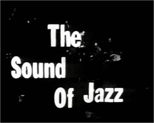 The Sound of Jazz - Title Card for The Sound of Jazz