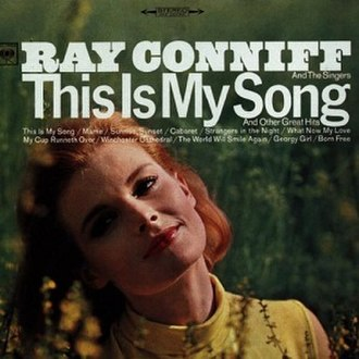 This Is My Song (Ray Conniff album) - Image: This Is My Song (Ray Conniff album)