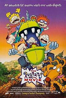 <i>The Rugrats Movie</i> 1998 animated film