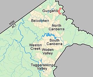 Throsby, Australian Capital Territory Suburb of Canberra, Australian Capital Territory