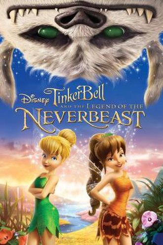 Tinker Bell and the Legend of the NeverBeast - Film poster