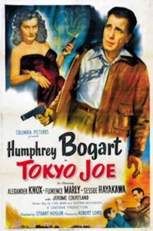 Tokyo Joe (film) - 1949 film poster