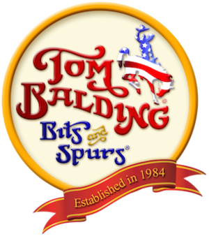 Tom Balding Bits & Spurs - Image: Tom Balding logo