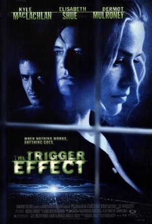 The Trigger Effect - Theatrical release poster