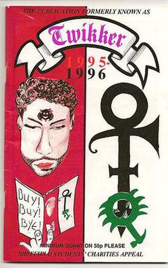 Twikker - Twikker 1995 cover