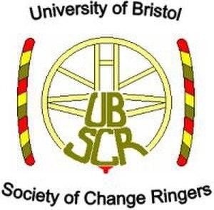 University of Bristol Society of Change Ringers - Image: UBSCR Logo