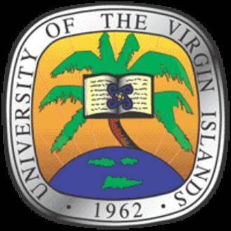 University of the Virgin Islands - University of the Virgin Islands seal