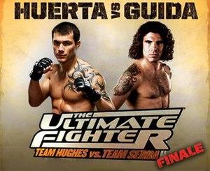 The Ultimate Fighter: Team Hughes vs. Team Serra