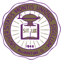 University of Mount Union seal.png
