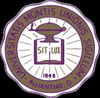 University of Mount Union seal