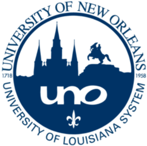 University of New Orleans - Image: University of New Orleans seal